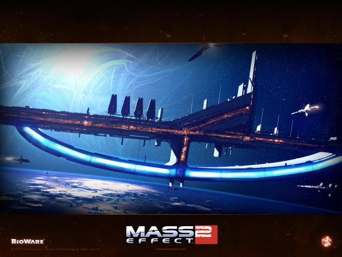 Mass Effect 2 tapety
